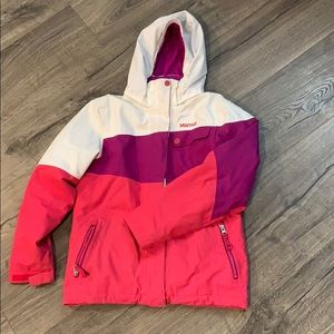 Marmot Girls Ski Coat